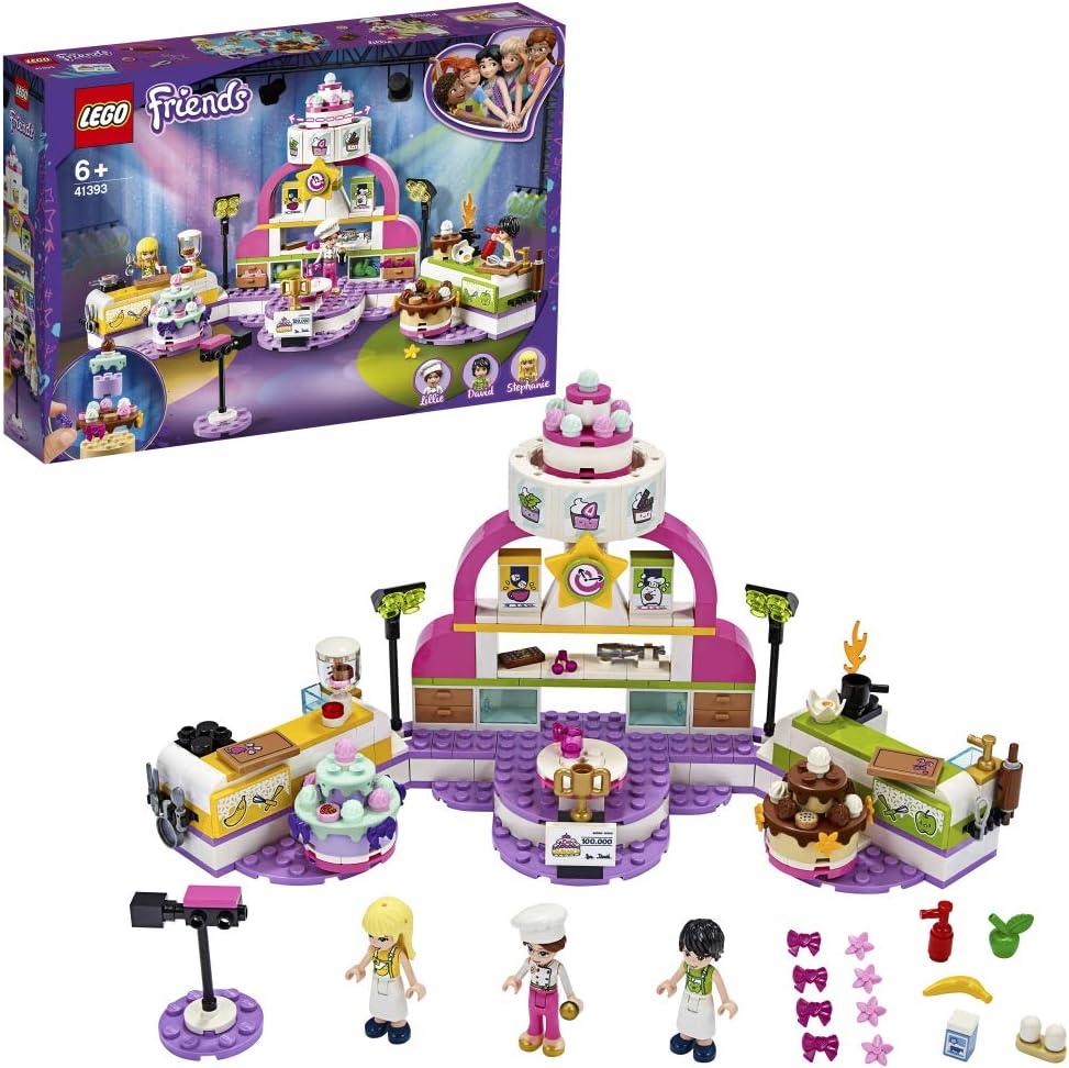 レゴ(LEGO) フレンズ フレンズのお菓子作りコンテスト 41393
