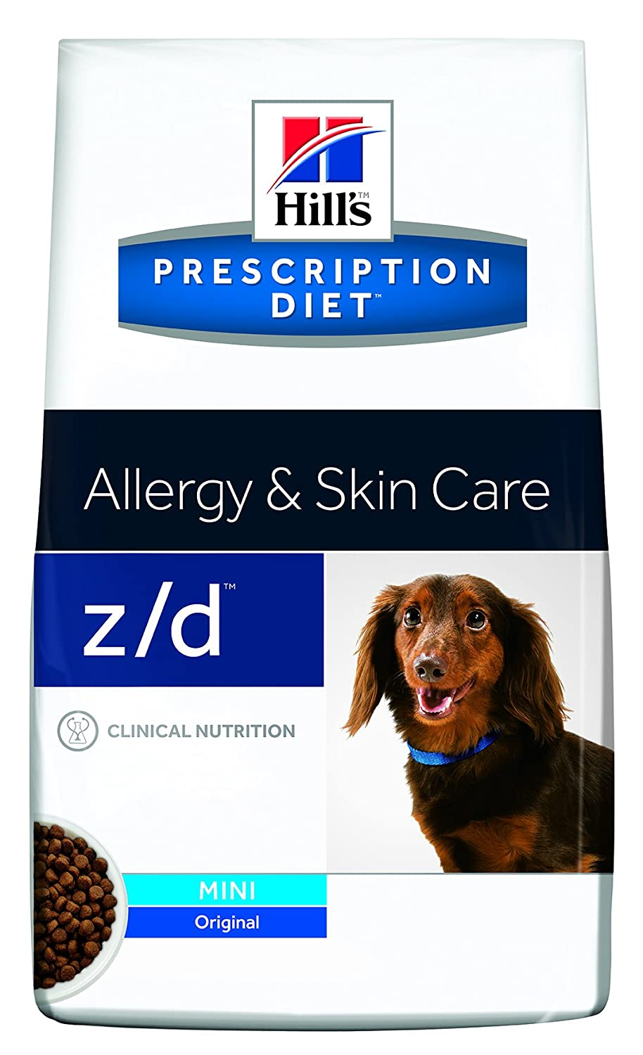 Hills Prescription Diet Perros z/d Mini: Amazon.es: Productos para mascotas
