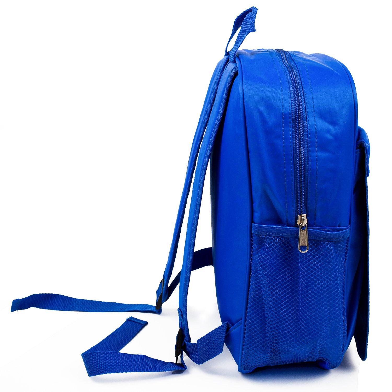 5a56410157 Personalised School Bag CHEEKY MONKEY PIRATE Boys Backpack Book Kids  Rucksack - Blue ST134  Amazon.co.uk  Luggage