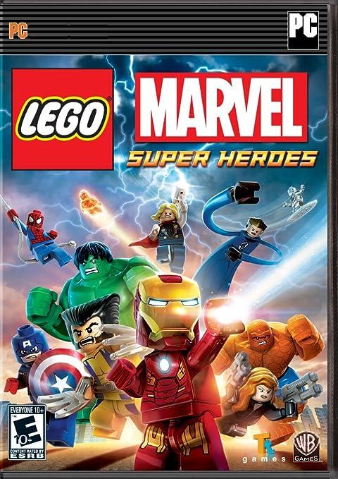 LEGO Marvel Super Heroes [Online Game Code]: Amazon.co.uk: PC ...