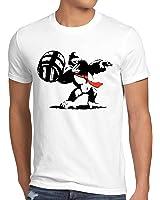 style3 Graffiti Kong T-Shirt Homme donkey pop art banksy geek snes wii u nerd gamer