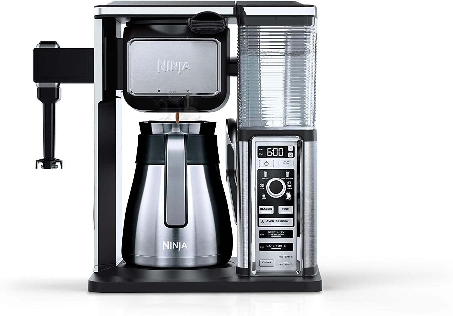 Amazon.com: Ninja Coffee Bar Auto-iQ - Cafetera programable ...