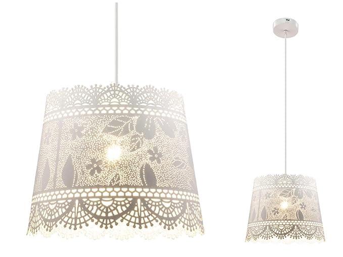 Lámpara de techo de estilo rústico con iluminación de techo ...