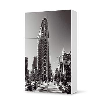 Creatisto Klebefolie Für IKEA Besta Schrank Hochkant 3 Türen (2+1) |  Dekoration