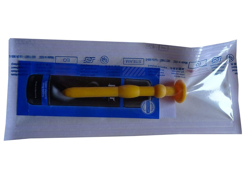 Varita del príncipe II - Adornos cerrado - LARGO = largo - Adornos - íntimos - amarillo maíz, XL 44360c