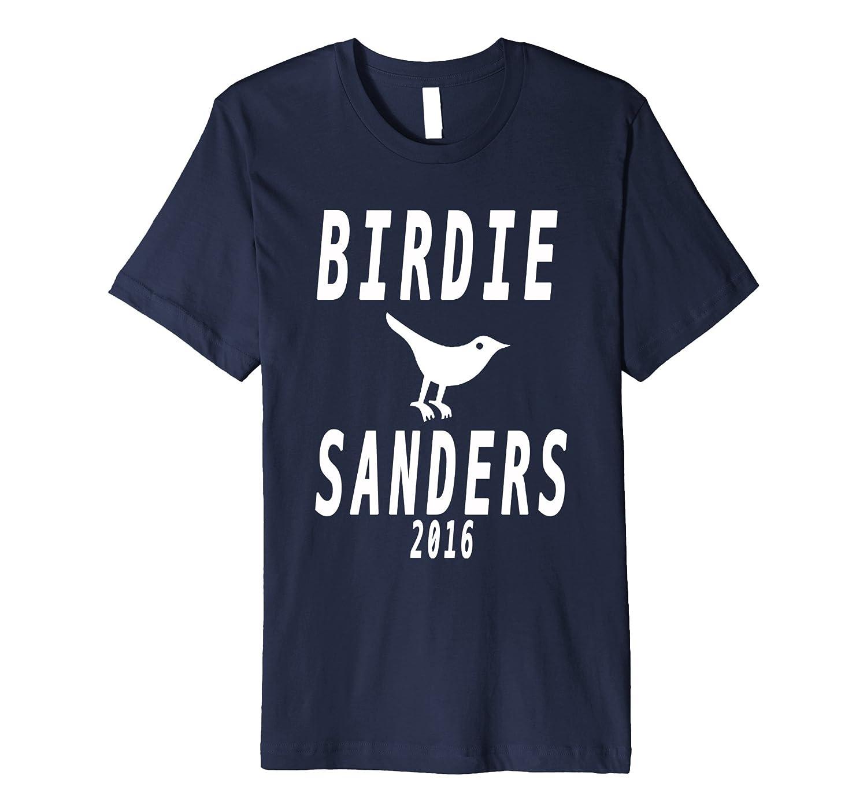 """""""Birdie"""" Bernie Sanders 2016 Election Tee"""