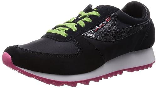 Diesel Zapatillas de Deporte para Mujer ELLE Kindly SHERUN W: Amazon.es: Zapatos y complementos