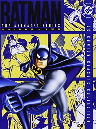 Amazon.com: Batman: The Animated Series, Volume Two (DC ...