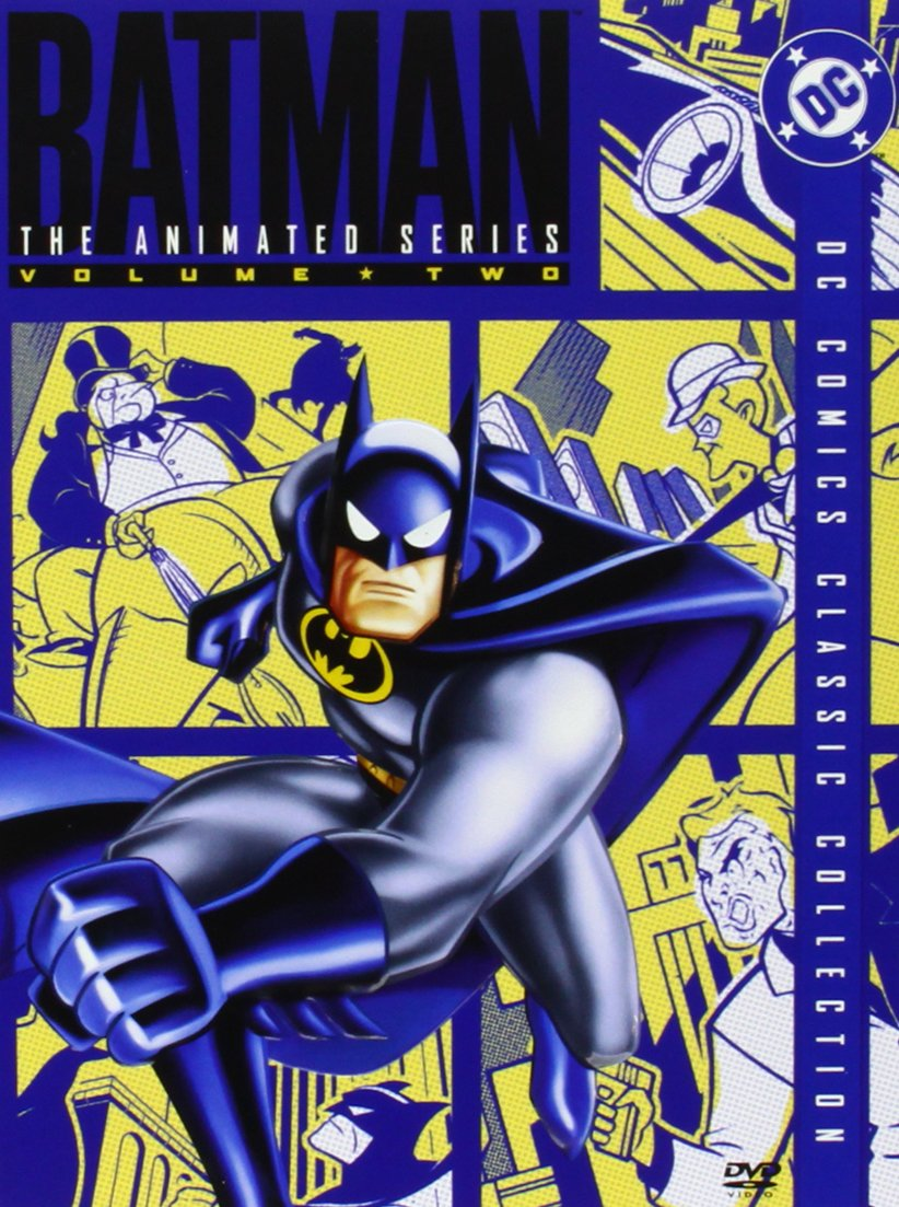 DVD : Batman: The Animated Series: Volume 2 (Gift Set, Digipack Packaging, , Dolby, Dubbed)