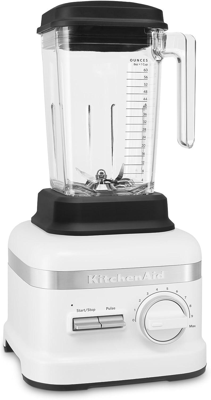 KitchenAid KSB6060FW High Performance Series Blender, Matte White