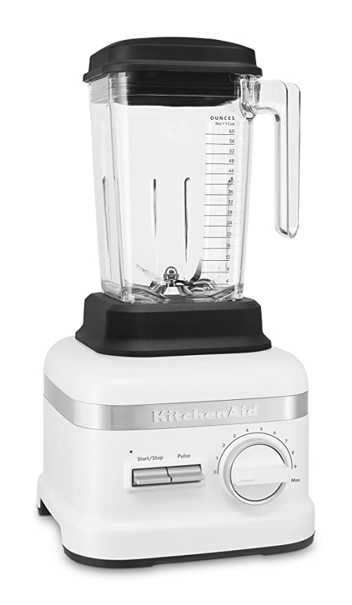Amazon.com: KitchenAid ksb6060fw alto rendimiento Series ...
