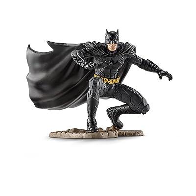 SCHLEICH Batman Kneeling Action Figure: Schleich: Toys & Games