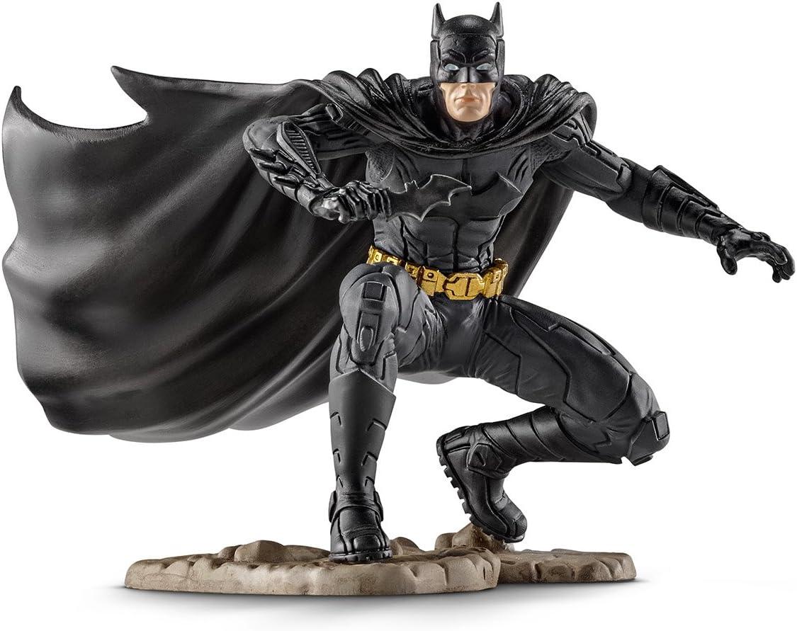 Batman se battait DC Comics Sammelfigur de Schleich