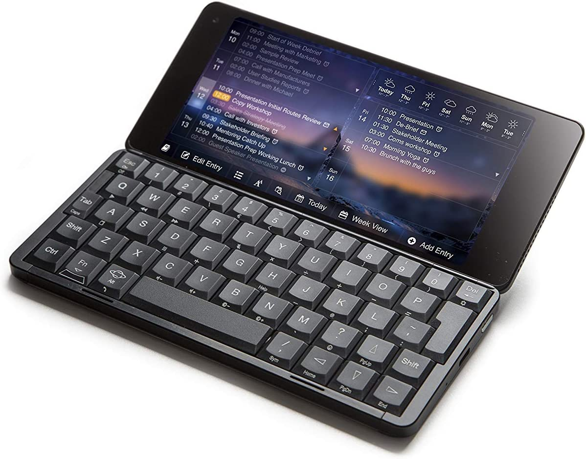 Gemini PDA 4G+WiFi (Space Grey: Amazon.es: Electrónica