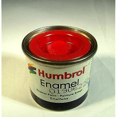 Humbrol - HUM20060 - Modélisme - AA0655-N1 Ecarlate Mat