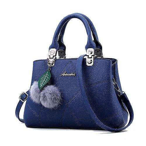 Barwell Bolsos de Mujer Bolso de Mano Bandolera Bolso Carteras de mano con asa Señoras Tote: Amazon.es: Zapatos y complementos