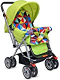 Little Pumpkin Baby Stroller - Pram (Green)