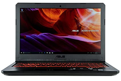 CUK ASUS TUF FX504GE Gaming Laptop (Intel Core i5-8300H, 8GB RAM,