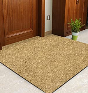Beau Large Heavy Duty Outdoor Indoor Welcome Front Door Mat 24u201dx36u201d With Non Slip