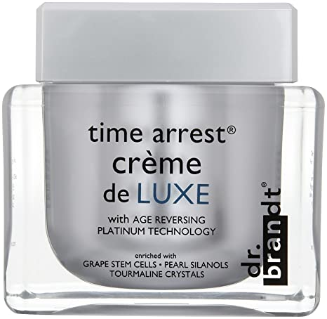 Dr. Brandt - Time Arrest Creme De Luxe - 55g/1.9oz Glamglow by Glamglow - Thirstymud Hydrating Treatment Mask --50g/1.7oz - WOMEN