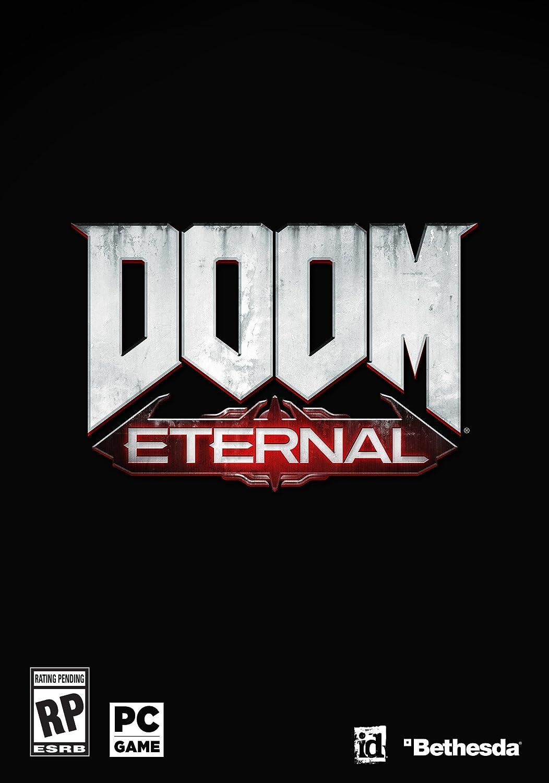Amazon com: DOOM Eternal Standard Edition - PC [Online Game Code