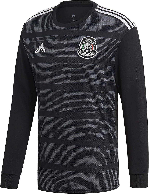 black mexico soccer jersey