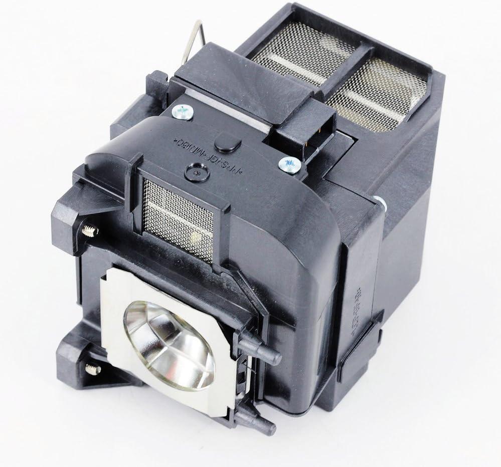 A.Shine Elplp75 / V13H010L75 Replacement Projector Lamp Bulb mit Housing-245Watt- Compatible für Epson Powerlite 1940W 1945W 1950 1955 1960 1965