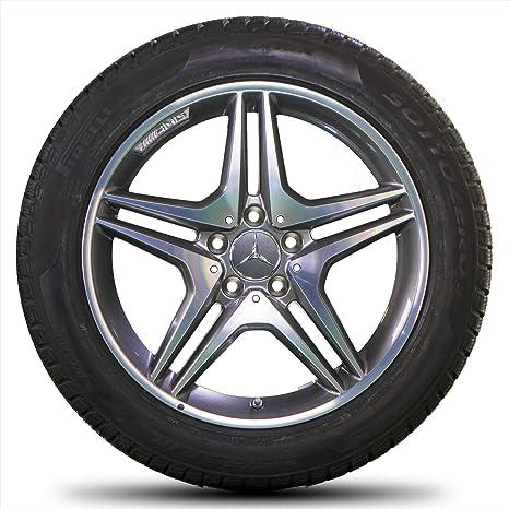 18 Pulgadas gla45 AMG Llantas Mercedes Benz X156 Invierno Cubiertas de invierno ruedas nuevo