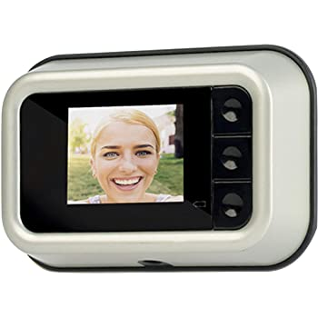 Ideaworks Digital Door Peephole Camera Amazon Com