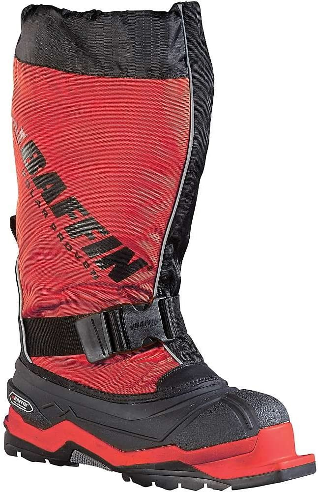 [Baffin] 3ピンguide-pro Boot – Men 's Guide 赤 12 D(M) US