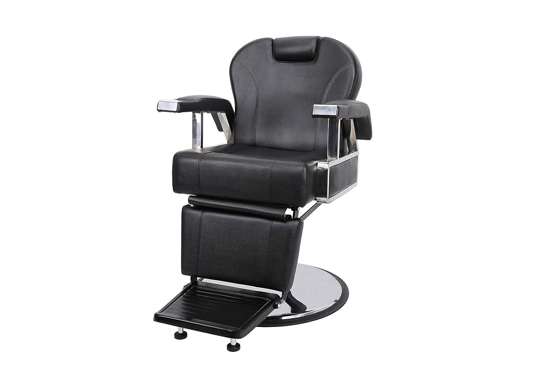 Astonishing Amazon Com Beauty Style Heavy Duty Hydraulic Recline Barber Lamtechconsult Wood Chair Design Ideas Lamtechconsultcom