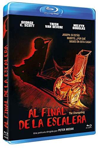 Al final de la escalera [Blu-ray]: Amazon.es: George C, Scott, Trish Van Devere, Melvyn Douglas, Jean Marsh, John Colicos, Barry Morse, Peter Medak, George C, Scott: Cine y Series TV