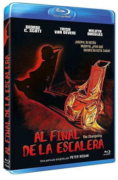 Al final de la escalera [Blu-ray]: Amazon.es: George C, Scott ...
