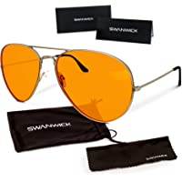 Night Swannies Aviator (Gold) Regular
