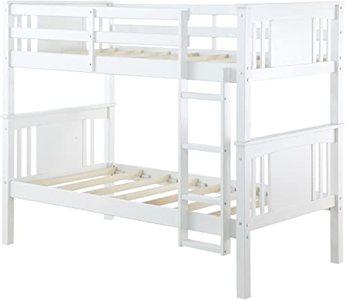 Dorel Living Dylan Kids Bunk Bed