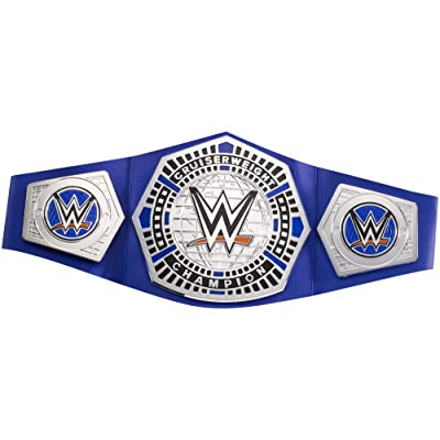 WWE Cruiserweight Championship Title: Toys & Games