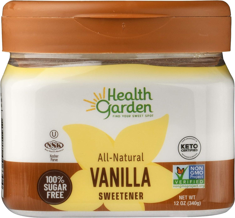 HEALTH GARDEN Xylitol Vanilla Sweetener, 0.02 Pound