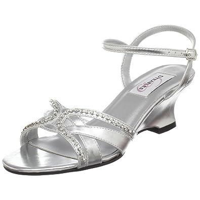 eacde7ab3b Amazon.com   Dyeables Women's Peg Wedge Sandal   Platforms & Wedges