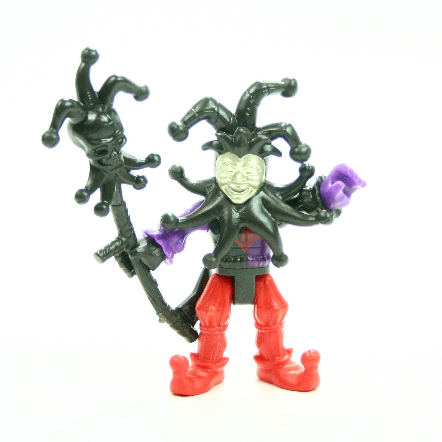 Fisher-Price Imaginext Collectible Figures Series 6 Jester