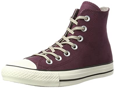 Unisex-Erwachsene Chuck Taylor All Star Hohe Sneaker, Grau (Sharkskin), 42.5 EU Converse