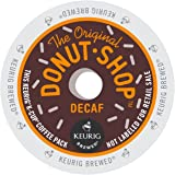 Keurig K-Cup Coffee People Donut Shop Decaf Coffee, 48 Pack (Packaging May Vary)