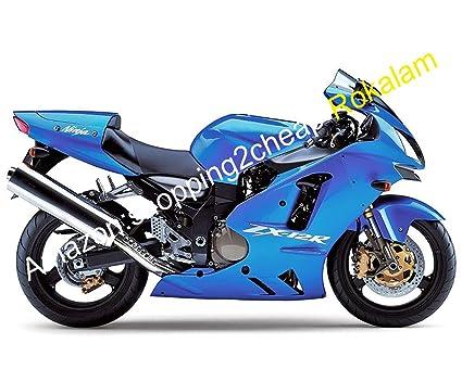Ventas calientes, para Kawasaki Fairing Ninja ZX-12R 2002 ...