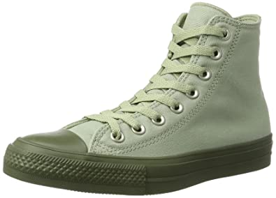 1aae37e828f4 Converse Men s Chuck Taylor All Star Ii Hi Trainers Multicolored (Dried Sage  Herbal