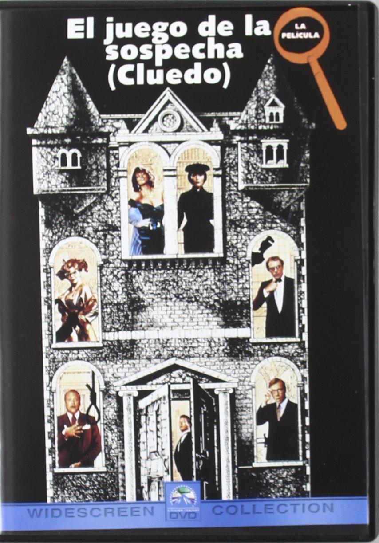 Cluedo el juego de la sospecha [DVD]: Amazon.es: Eileen Brennan, Tim Curry, Madeline Kahn, Jonathan Lynn, Eileen Brennan, Tim Curry, Debra Hill: Cine y Series TV