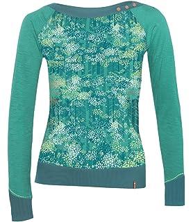 7bc35de58d5e2c ABK Foka Sweat Sweatshirt mit Reißverschluss und Kapuze, Damen L ...