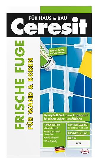 Lige ud Ceresit CF6MH Frische Fuge manhattan 125 ml Stift: Amazon.de: Baumarkt JF15