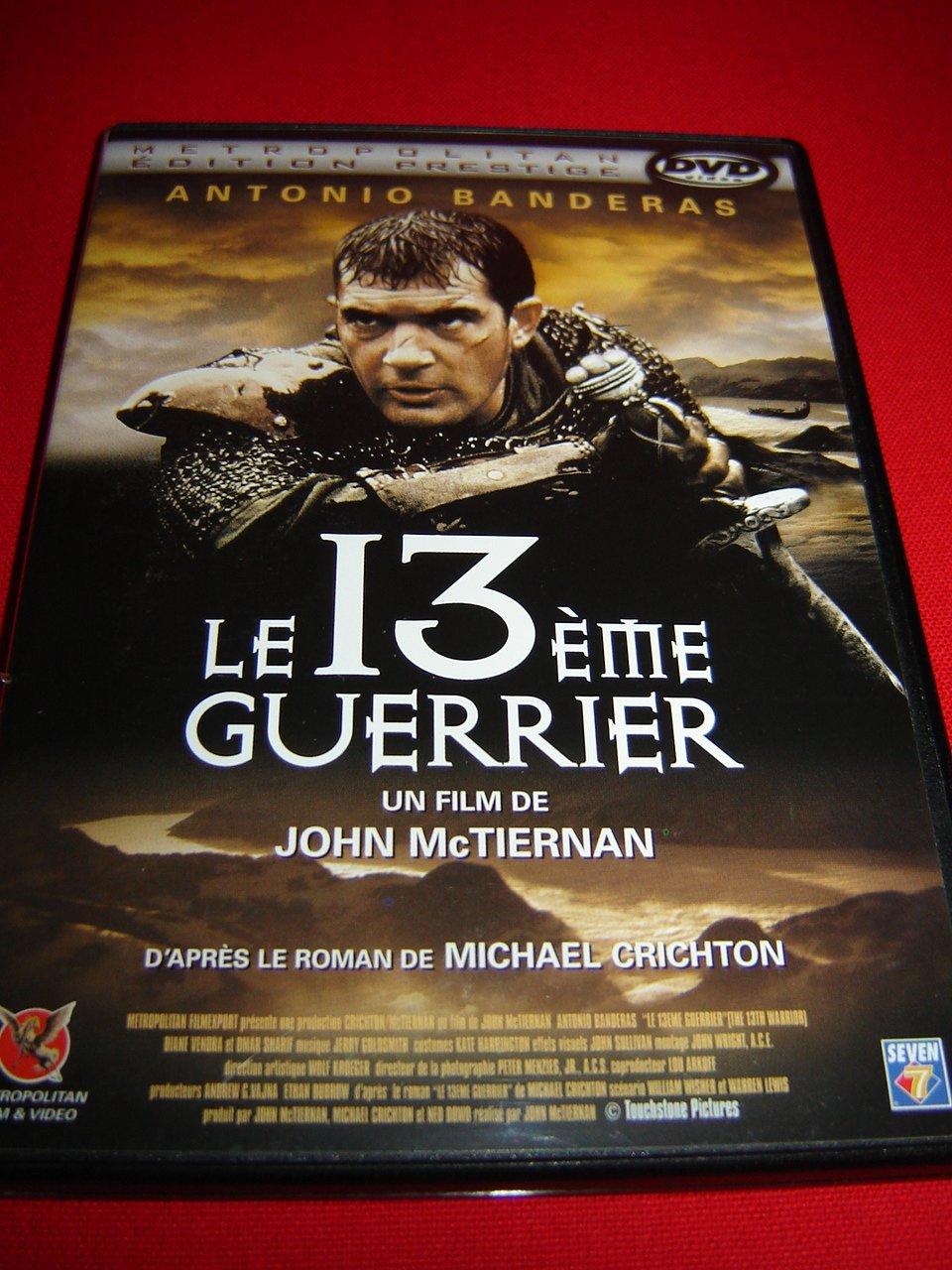 GUERRIER 13EME FILM TÉLÉCHARGER LE