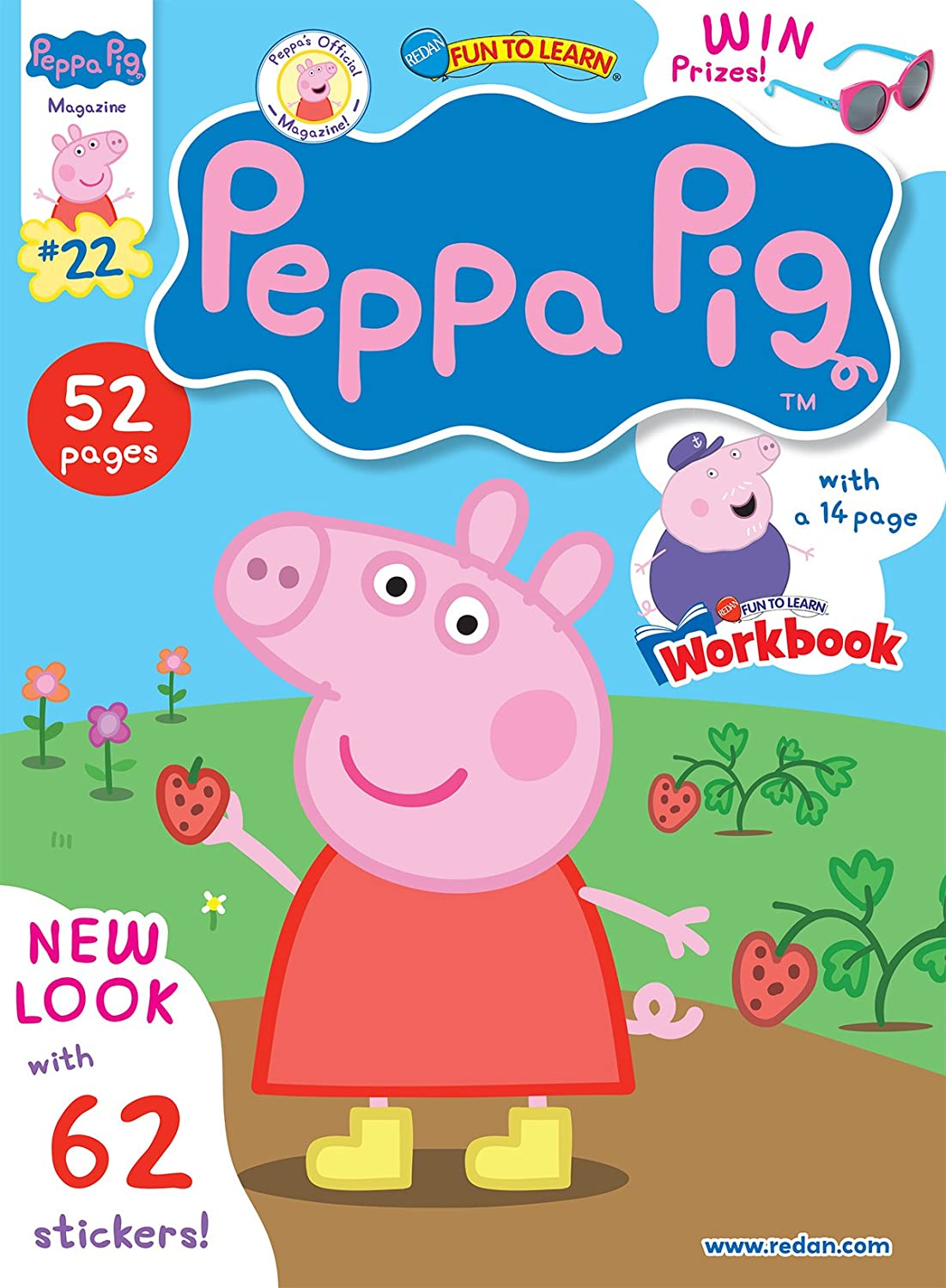 Peppa Pig Magazine Amazon Magazines