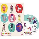 【0-7歳】Goomies ENGLISH FOR KIDS 幼児英語 DVD グーミーズ