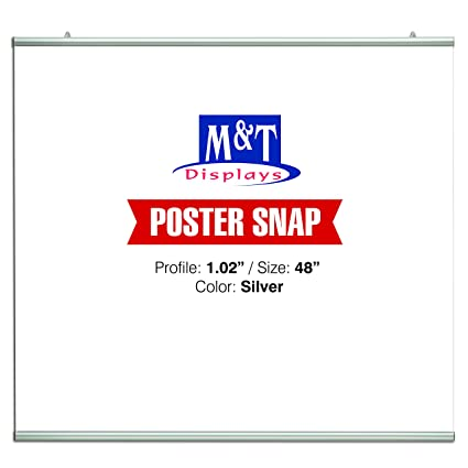 DisplaysMarket Poster Snap Set for 48